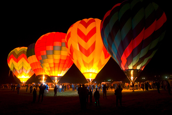 Dawn Patrol - Great Reno Balloon Race