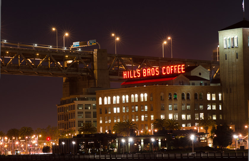 Hills Brothers Coffee Building