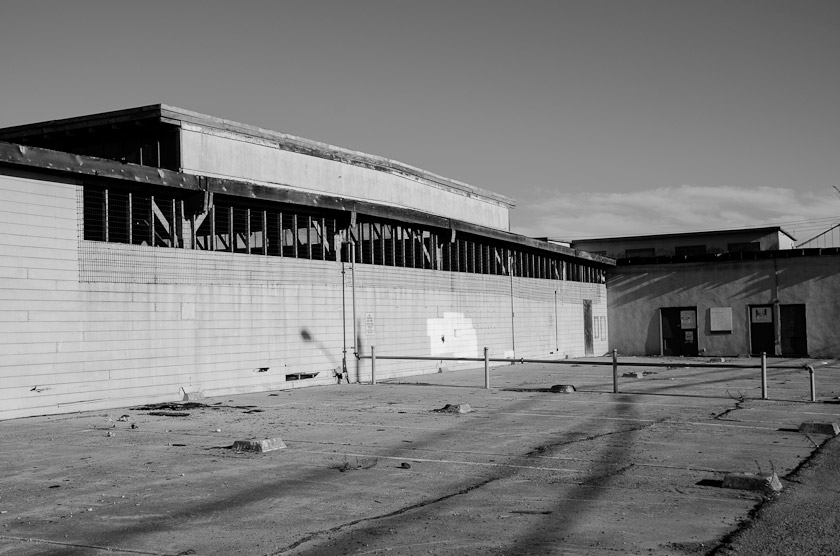 Abandoned Building, Treasure Island