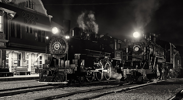 Engines at Night