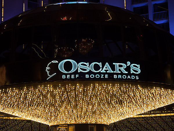 Oscar's Beef Booze and Broads