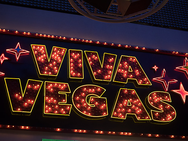 Viva Las Vegas sign