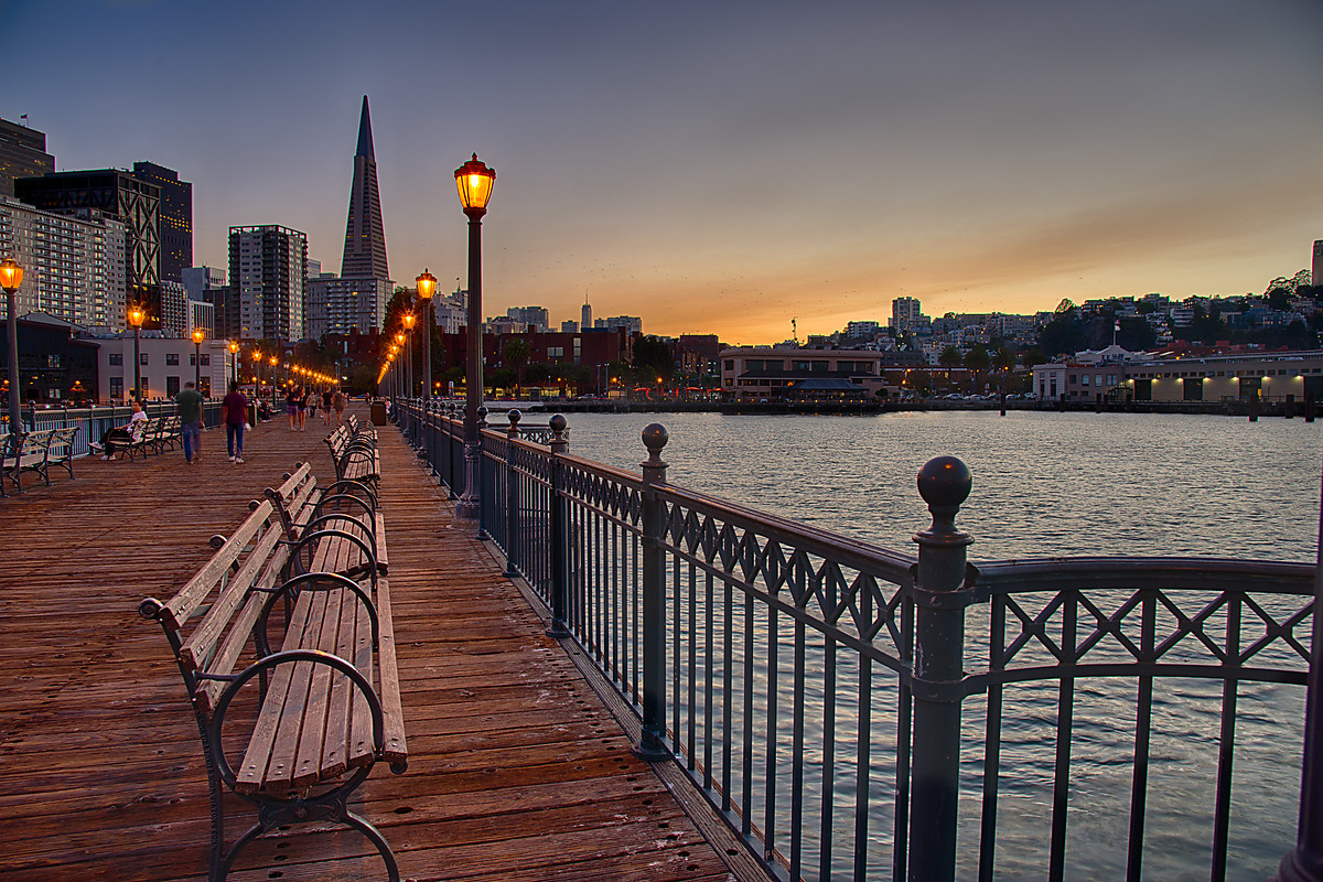 Pier 7 - San Francisco