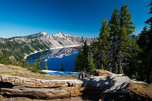Crater Lake, West Rim