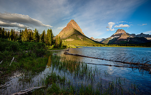 Swiftcurrent Lake, Many Glacier
