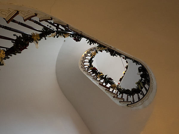 Staircase, 1850's House