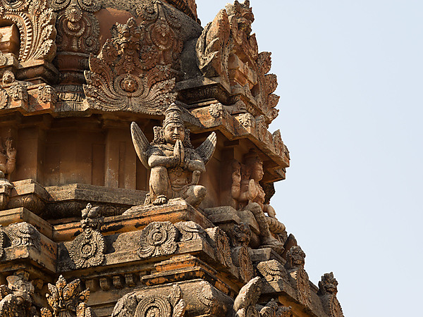 Carvings, Vittala Temple