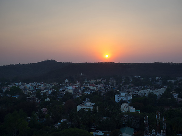 Pune Sunset