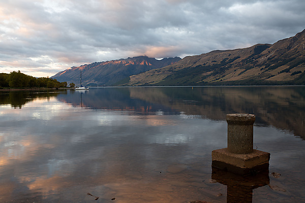 View from Glenorchy