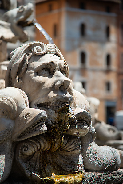 Fountain Spout
