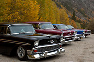 Classic Cars in the Eastern Sierra