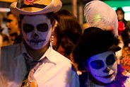 Day of the Dead, San Francisco