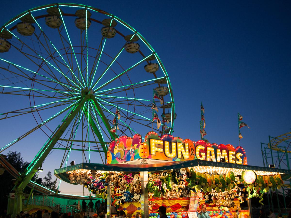 Fun Racing Games >> San Mateo County Fair